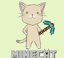 MineCat by DarthKawaii42