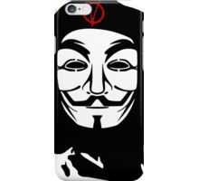 Che Guevara Anonymous iPhone Case/Skin