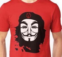 Che Guevara Anonymous Unisex T-Shirt
