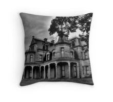 Lockwood-Mathews Mansion Throw Pillow