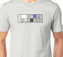 Eames House Architecture T-shirt Unisex T-Shirt