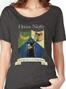House Ninth Doctor Women's Relaxed Fit T-Shirt