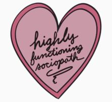 Highly Functioning Sociopath by Leah Lawrence