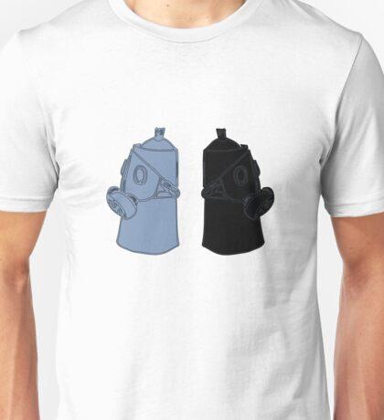 Respirator Can  Unisex T-Shirt