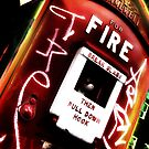 fire alarm by brian gregory