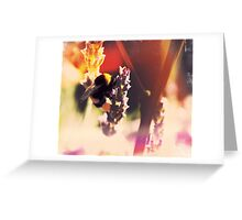 Bumble bea Greeting Card