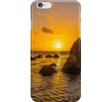 Indian Ocean Setting Sun iPhone Case/Skin