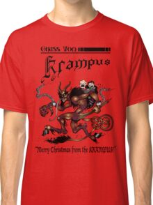 Merry Krampus! Classic T-Shirt