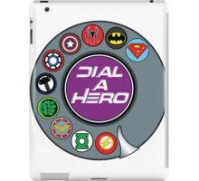 Dial a Hero iPad Case/Skin