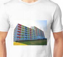 Primary Colors   (1230081381VA) Unisex T-Shirt