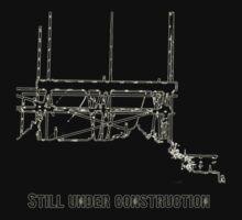 Still Under Construction White by nayamina
