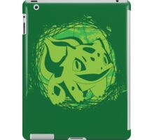 Emerging from the Earth (version 2) iPad Case/Skin