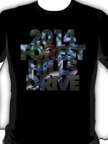J Cole 2014 Forest Hills Drive T-Shirt