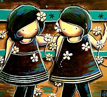 Daisy Chains by © Cassidy (Karin) Taylor