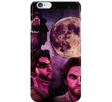 Three Bigby Wolf Moon iPhone Case/Skin