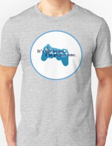 You can have the gross controller.  T-Shirt