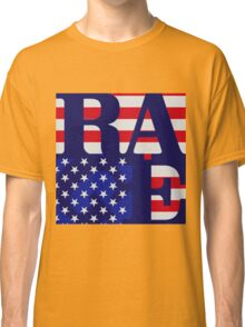 Rage Against the Machine- Renegades Flag Classic T-Shirt
