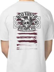 Dead Rabbits Vintage Biker Design Classic T-Shirt