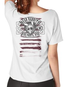 Dead Rabbits Vintage Biker Design Women's Relaxed Fit T-Shirt