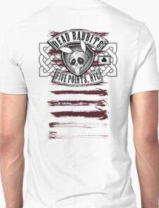 Dead Rabbits Vintage Biker Design Unisex T-Shirt