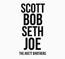 The Avett Brothers - Names Unisex T-Shirt