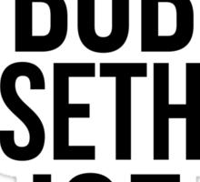 The Avett Brothers - Names Sticker