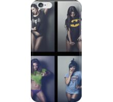 Sexy Comics Girl iPhone Case/Skin