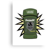 Skyrim Dawnguard Deodorant Canvas Print