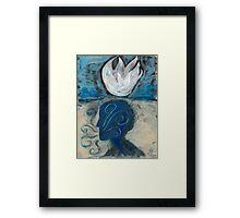 Lotus Mind Framed Print