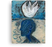 Lotus Mind Canvas Print