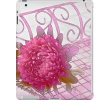 Aster In Tray - Digital Artwork iPad Case/Skin