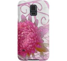 Aster In Tray - Digital Artwork Samsung Galaxy Case/Skin