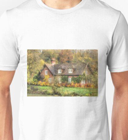 Cottage of colours` Unisex T-Shirt