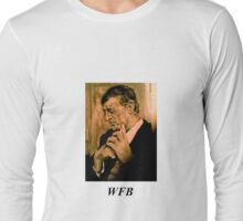 William F. Buckley, Jr Long Sleeve T-Shirt