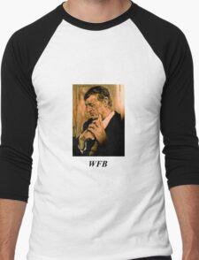 William F. Buckley, Jr Men's Baseball ¾ T-Shirt