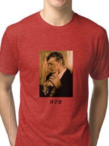 William F. Buckley, Jr Tri-blend T-Shirt