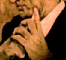 William F. Buckley, Jr Sticker