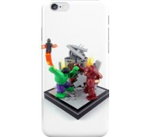 LEGO Hulkbuster iPhone Case/Skin