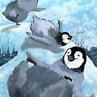 Penguin Slide by Paramo