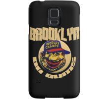 brooklyn bums Samsung Galaxy Case/Skin
