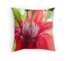 Flower Series 3 Throw Pillow