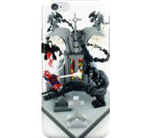 Spidy vs. Venom iPhone Case/Skin
