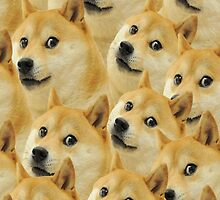 Doge Much Wow  by vinylsdirect