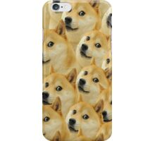 Doge Much Wow  iPhone Case/Skin