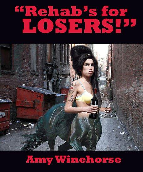 Amy Winehorse (Rehab) by AliceOK