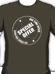 Dark Special Offer T-Shirt