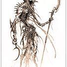 Anubis by Austen Mengler