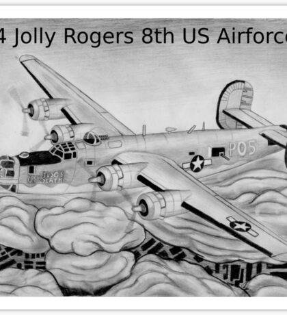 B-24 Sticker