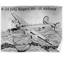 B-24 Poster