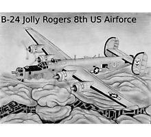 B-24 Photographic Print
